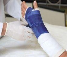 Лечение переломов костей, ноги, ключицы и шейки бедра